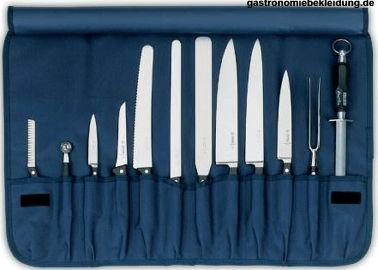 Außergewöhnlich Inhalt: 3100 P 13 Ausbeinmesser, 8250SP Buntschneidemesser, 8252  Kartoffellöffel, 8210 P 28 Streichpalette, 8280 28 Kochmesser Breit, ...
